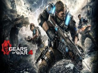 نسخه فیزیکی Gears of War 4 نیازمند بروزرسانی روز اول 11 گیگابایتی
