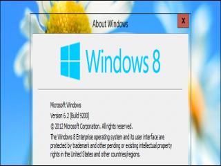 نکاتی جالب در مورد ویندوز 8