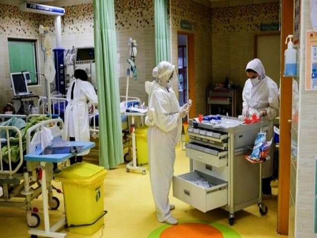 افزایش دوباره مرگهای کرونایی در کشور : 184 فوتی