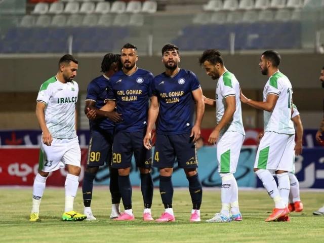 صعود گل گهر به نیمه نهایی جام حذفی فوتبال
