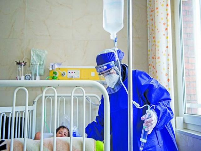 قدرت چند برابری سرایت کرونای دلتا / بیمارستان های اطفال هم پُر شد