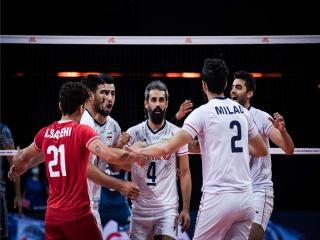 حریفان تیم ملی والیبال ایران در مسابقات قهرمانی آسیا مشخص شدند