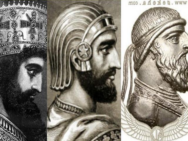اسامی پادشاهان ایران