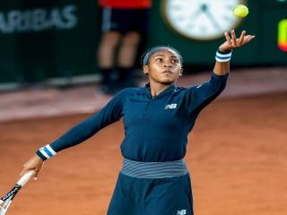 کنارهگیری جوانترین تنیسور از المپیک به خاطر ابتلا به کرونا