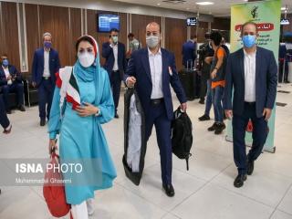 """واکنش """"سعیدی"""" به لباس کاروان ایران در المپیک 2020"""