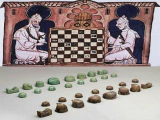 شطرنج نهصد ساله ی نیشابور در موزه ی متروپولیتن