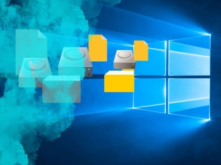 پنهان کردن فایل یا فولدر در کامپیوتر با روشی جدید و مطمئن