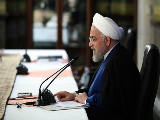 روحانی به محسنی اژه ای تبریک گفت