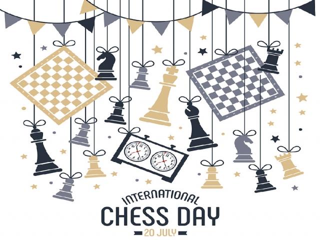 20 جولای ، روز جهانی شطرنج