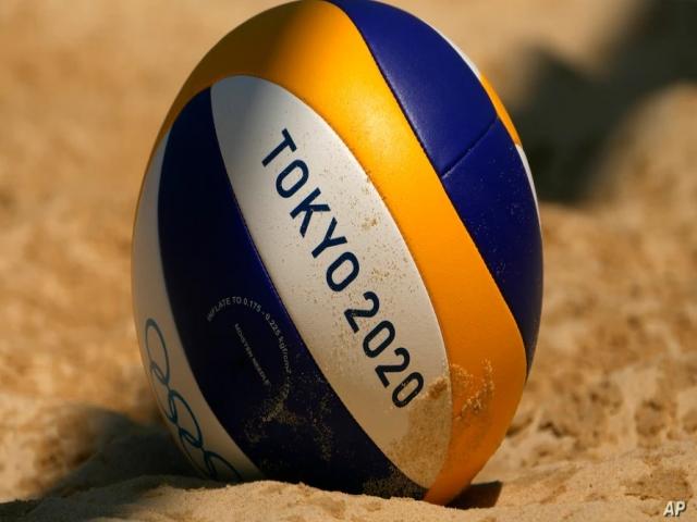 مسابقات والیبال المپیک بدون سرود ملی
