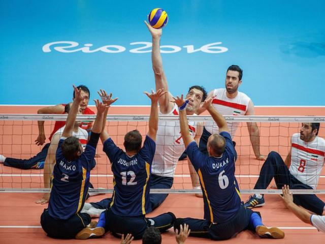 هم گروهی والیبال نشسته ایران با برزیل، چین و آلمان در پارالمپیک توکیو