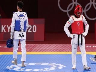 شکست و حذف هادیپور در مرحله یک چهارم نهایی المپیک