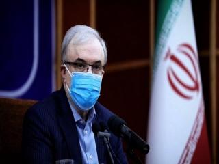 تبریک وزیر بهداشت به جواد فروغی به مناسبت قهرمانی او در المپیک توکیو