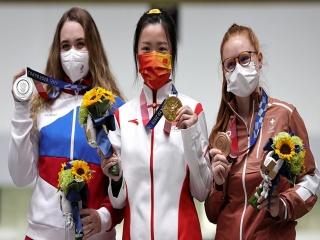 شکسته شدن دومین رکورد المپیک در روز دوم بازیها