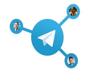 آموزش اضافه کردن اکانت در تلگرام