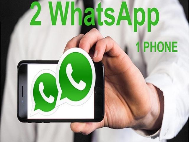 آموزش داشتن دو اکانت واتساپ در یک گوشی