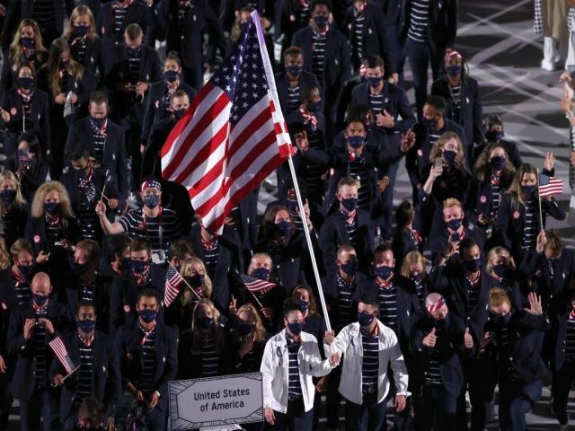 برای اولین بار در 50 سال اخیر آمریکا در روز اول المپیک مدال نگرفت