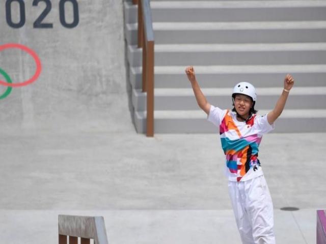 سکویی برای بچه ها و نوجوانان ؛ قهرمانان 13 ساله المپیک!