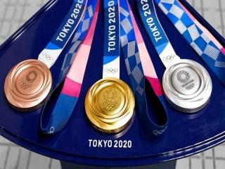 جنس مدالهای المپیک از چیست و شیوه ساخت آنها چگونه است؟