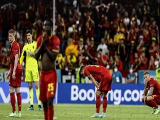 واکنش دی بروین و کورتوا به شکست بلژیک برابر ایتالیا