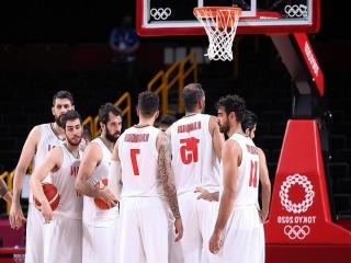 حذف تیم ملی بسکتبال از رقابت های المپیک 2020