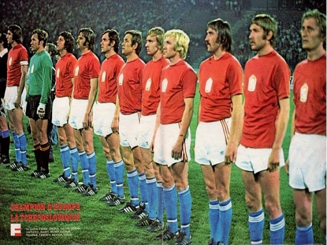 اولین تیمی که با ضربات پنالتی قهرمان یورو شد