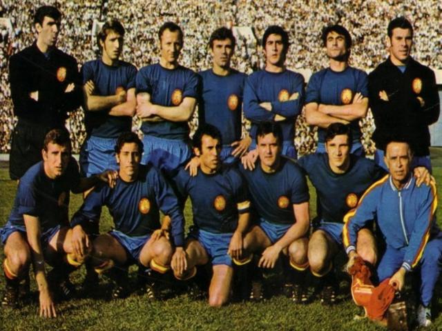 اولین قهرمانی اسپانیا در یورو؛ قرمزهایی که با پیراهن آبی قهرمان شدند!