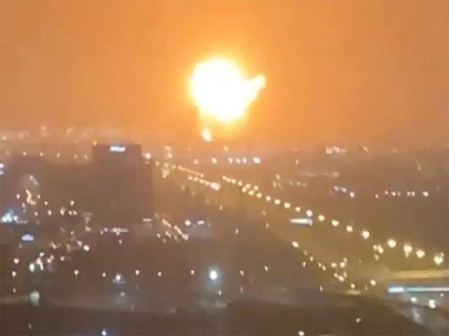 دلایل انفجار و آتش سوزی مهیب در بندر جبل علی دبی مشخص شد