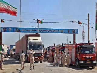 ناامنی در مرزهای ایران با افغانستان وجود ندارد