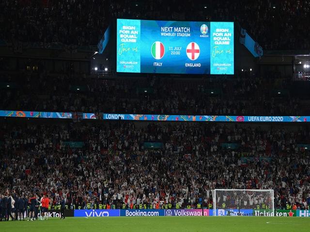 فینال یورو 2020 با حضور 100 درصدی هواداران