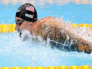 رکورد شکنی کیلب دورسل در شنای 100 متر المپیک 2020