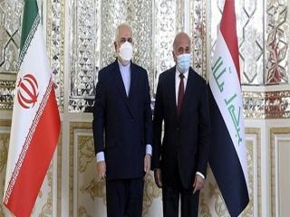 سفر وزیر امور خارجه عراق به ایران