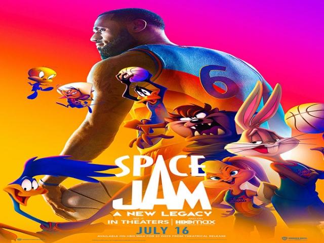 نقد فیلم 2 space jam