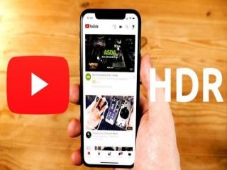 پشتیبانی چند تلفن هوشمند از HDR در یوتیوب