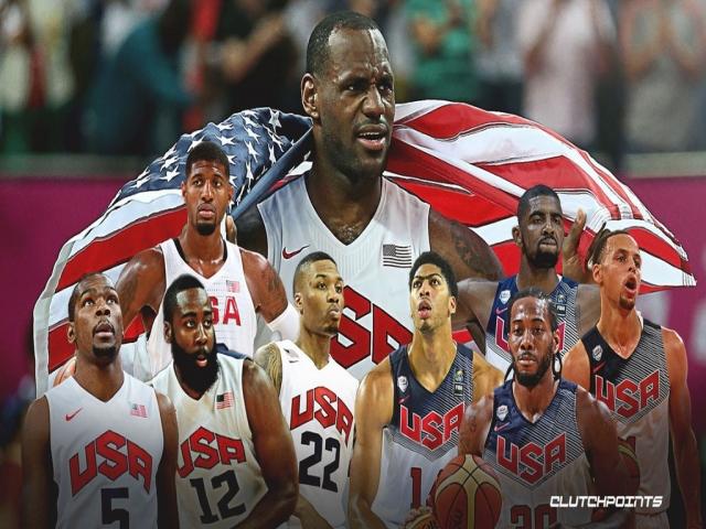 رکورد دست نیافتنی حرفه ای های NBA در بازیهای المپیک