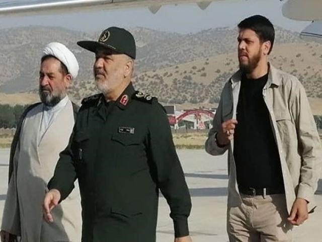 سفر فرمانده کل سپاه پاسداران به استان کرمان