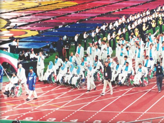 خاطرات ایران از پارالمپیک، نتايج درخشان ايران و نظم حیرت انگیز پارالمپيك سيدني