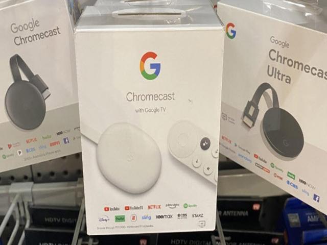 کروم کست جدید گوگل در راه است