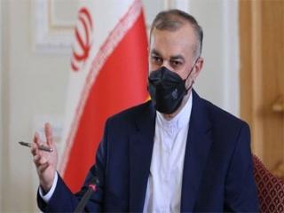 وزیر امورخارجه ایران وارد بغداد شد
