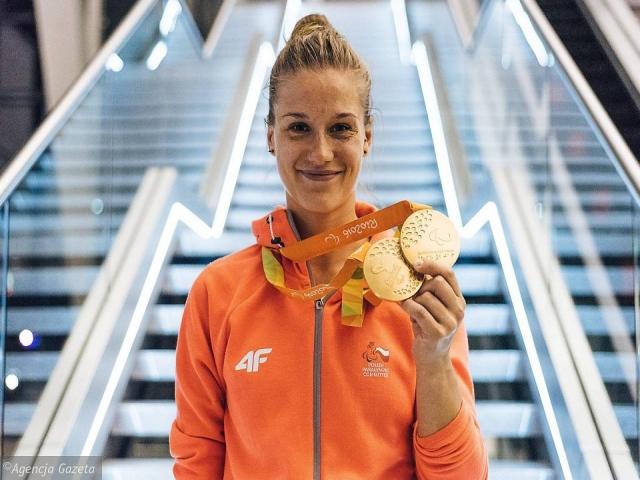 ناتالیا پارتیکا ؛ جوان ترین ورزشکار تاریخ پارالمپیک