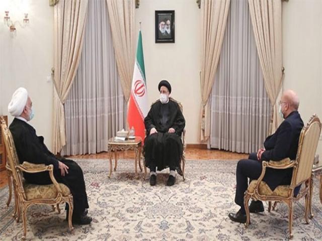رئیسی: هرگونه توسعه در کشور در گرو انسجام قوا و همه نیروهای انقلاب اسلامی است