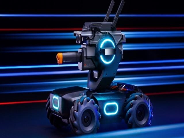 DJI و عرضه اولین ربات آموزشی