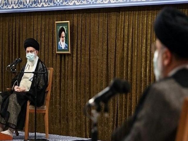 سخنرانی سید ابراهیم رئیسی در مراسم تنفیذ حکم ریاست جمهوری