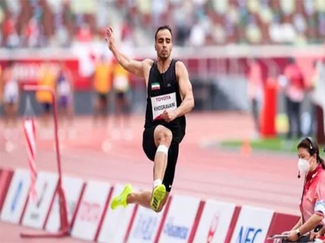 خسروانی چهارمین طلای ایران را کسب کرد