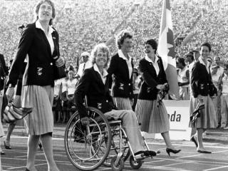 اولین انسانی که هم در المپیک و هم در پارالمپیک مسابقه داد