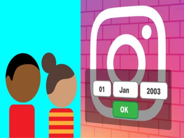 ثبت تاریخ تولد اجباری در ثبت نام اینستاگرام