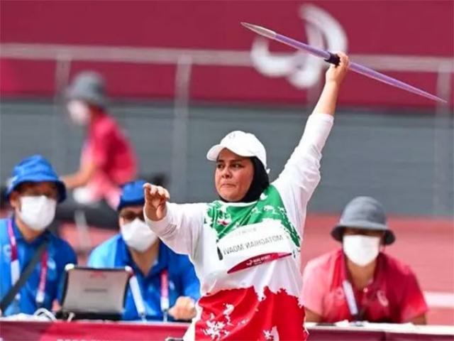 اولین طلای تاریخ ورزش دو و میدانی بانوان در پارالمپیک 2020