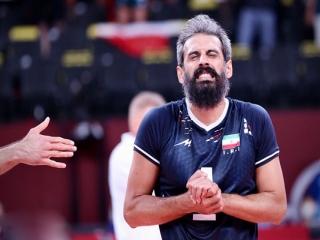 خداحافطی جادوگر تیم ملی والیبال ایران