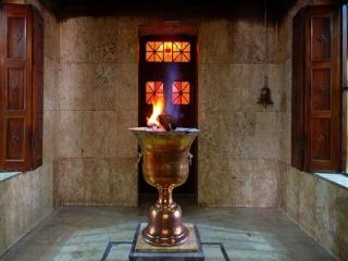 جایگاه آتش در ایران باستان