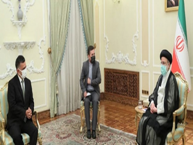 رئیسی در دیدار با وزیر امور خارجه بوسنی و هرزگوین: سیاست اصولی ایران، دفاع از مظلومان جهان است